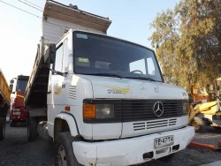 MERCEDES BENZ 711 PLUS / AÑO: 2005 / PATENTE: YE4774