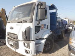 FORD CARGO 1723 / AÑO: 2014 / PATENTE: GKWW92