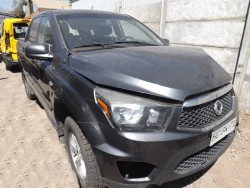 SSANGYONG ACTYON SPORTS / AÑO: 2014 / PATENTE: GTHV76