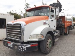 MACK GRANITE / AÑO: 2013 / PATENTE: FRCG39