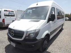 MERCEDES BENZ SPRINTER / AÑO: 2016 / PATENTE: GZSV72