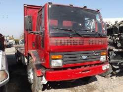 FORD CARGO / AÑO: 1993 / PATENTE: KB6574 COLOR: ROJO