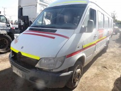 MERCEDES BENZ SPRINTER / AÑO: 2011 / PATENTE: CYTP50