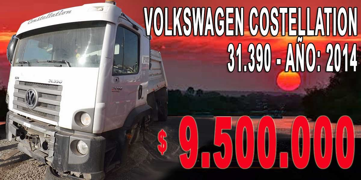 VOLKSWAGEN COSTELLATION